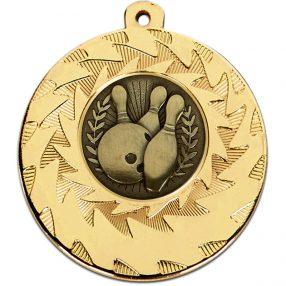 Ten Pin Bowls Medals