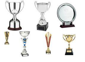 Cups & Salvers
